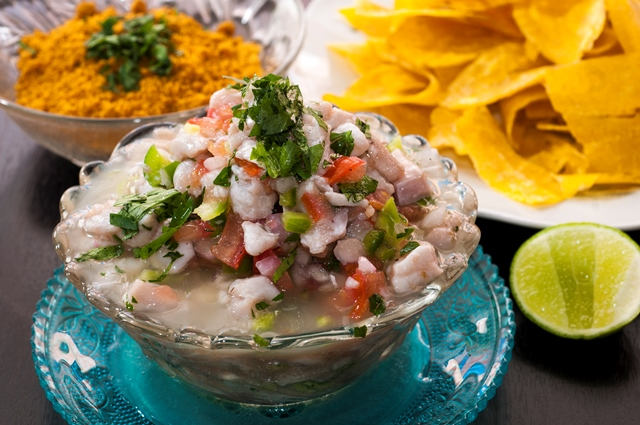 Ceviches